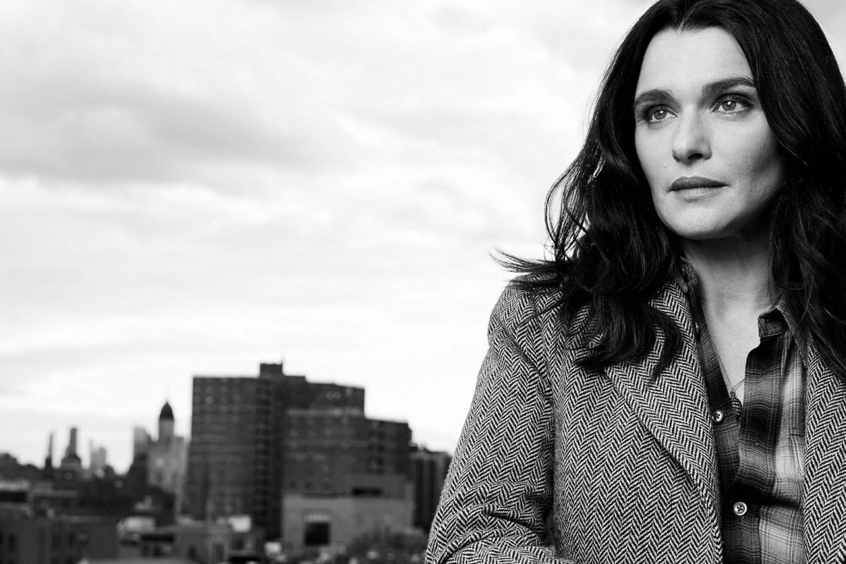 Rachel Weisz 'The Favourite' interview by Backstage.