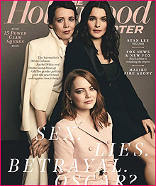 Rachel Weisz The Hollywood Reporter November 14 2018