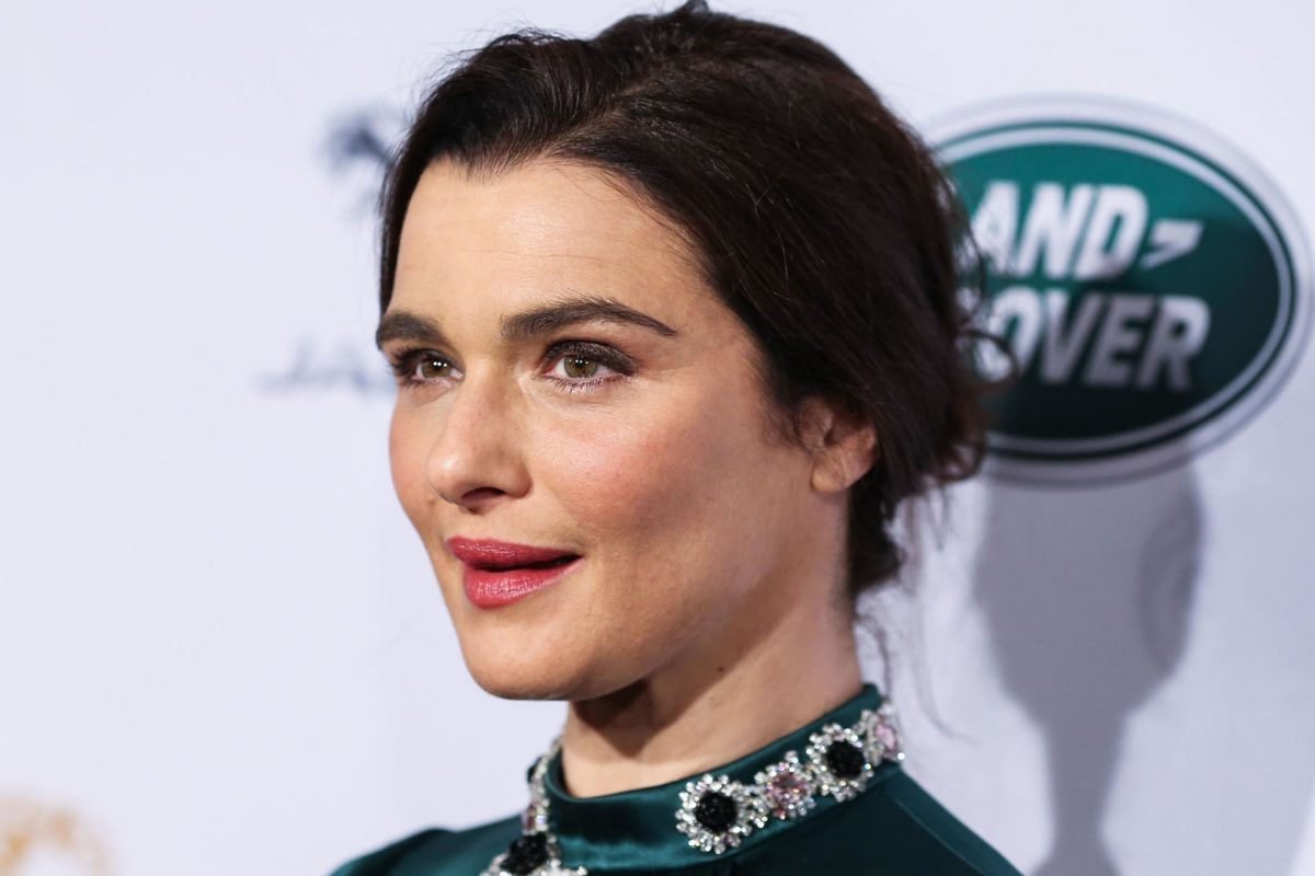Rachel Weisz at the BAFTA Tea Party on January 5.