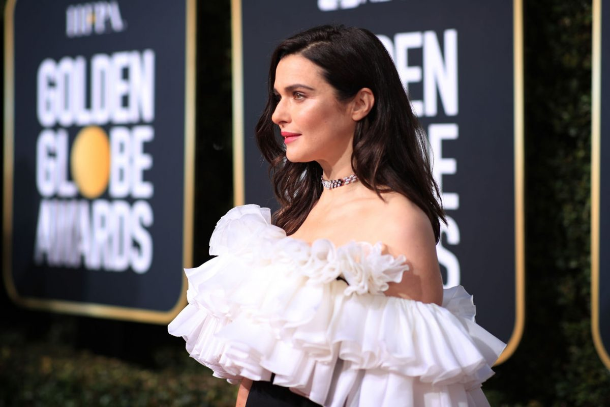 Rachel Weisz at the 76th Golden Globes.